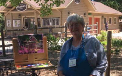 Lovely Littleton Colorado Plein Air Festival