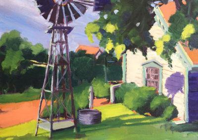 Windmill Shadows