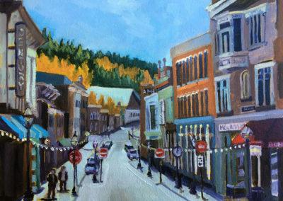 Main Street Central City Colorado